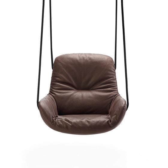 Leya | Swing Seat de Freifrau Sitzmöbelmanufaktur | Sillones