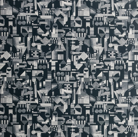Utopia Ascending   Ink wallpaper by Petite Friture   Wall coverings / wallpapers