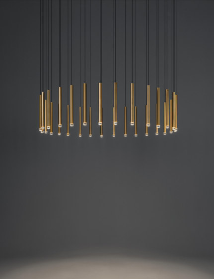 Candle Chandelier de GROK | Suspensions