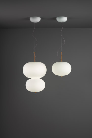 ilargi Double by GROK | Suspended lights