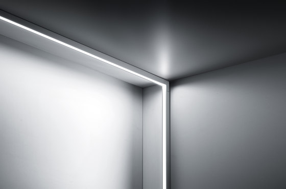 Continuous Rod Minimal Surface 1m by Simes | Outdoor wall lights
