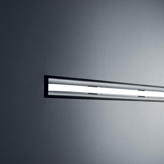 Continuous Rod Comfort Recessed 1m von Simes | Außen Wandeinbauleuchten