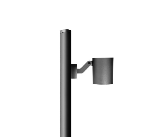Ministage Round Spot Pole Mounted by Simes | Flood lights / washlighting