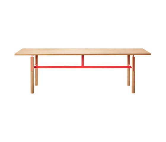 BEAM Dining Table de møbel copenhagen | Tables de repas