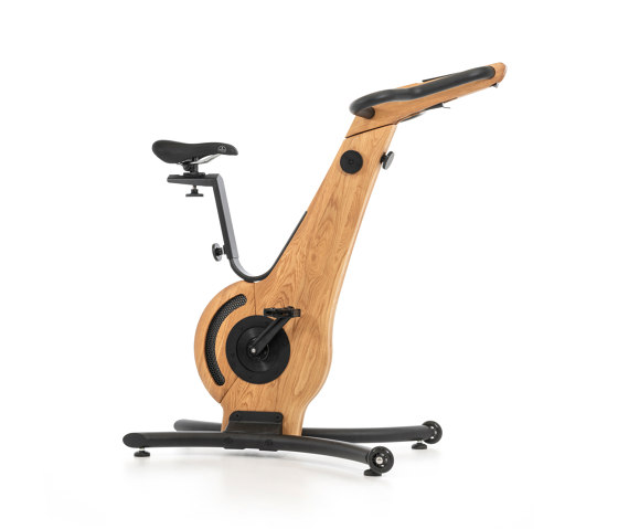 NOHrD Bike Oak by WaterRower | Exercise bikes