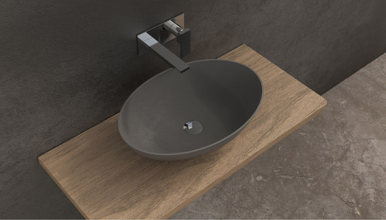 Solidthin | OV | G by Ideavit | Wash basins