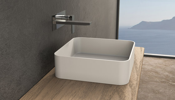 Solidthin | QR by Ideavit | Wash basins