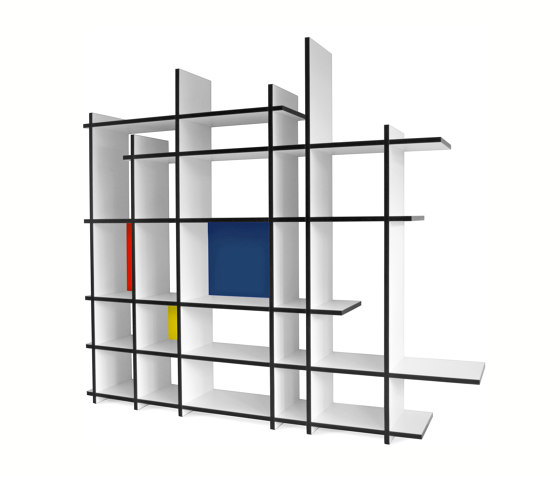 Wabi Bookcase by Neil David | Shelving