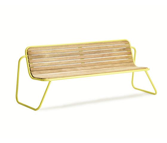 Func bench de Vestre | Bancos