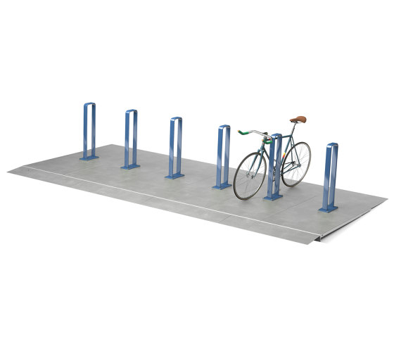 Parklet 2.0 by Vestre | Bicycle stands