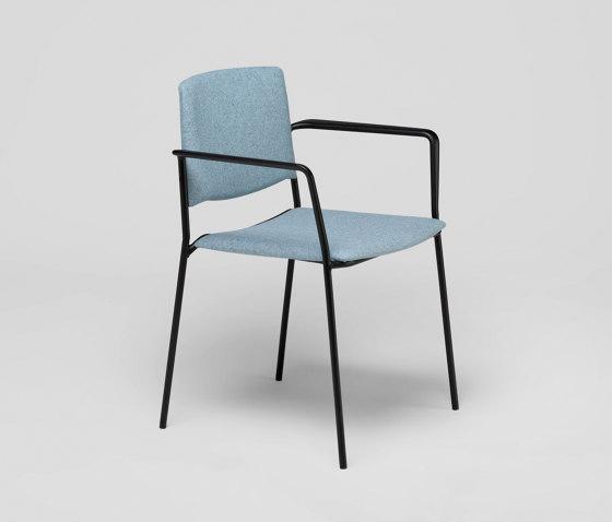 Ema 4L armchair di ENEA | Sedie