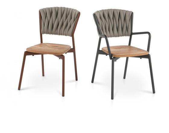 PIPER 221 armchair de Roda | Sillas