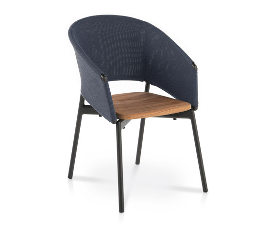 PIPER 022 comfort chair de Roda | Sillas