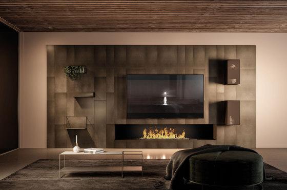 Caddy Wall system by Ronda design | Wall storage systems