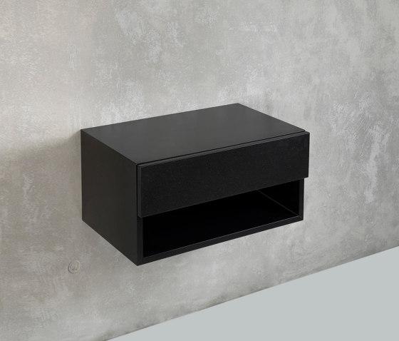 dade ELINA 60 washstand furniture by Dade Design AG concrete works Beton | Wash basins