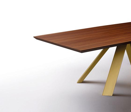 Ki Wood by Ronda design | Dining tables