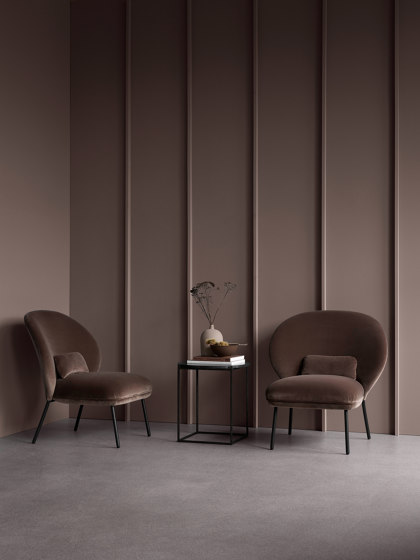 Ventall by Wendelbo | Armchairs