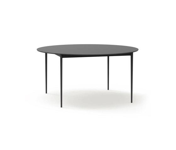 Nude round dining table di Expormim | Tavoli pranzo