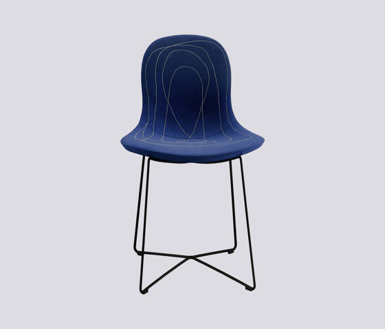 Doodle by Tacchini Italia | Chairs