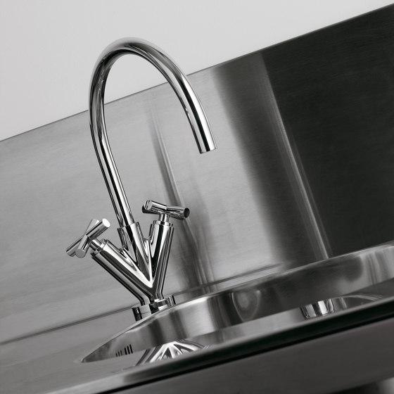 Da-Da by Rubinetterie Zazzeri | Wash basin taps