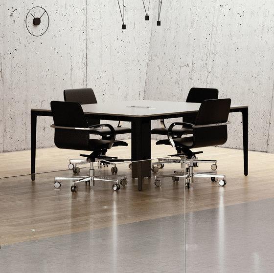 Alplus by FREZZA | Contract tables