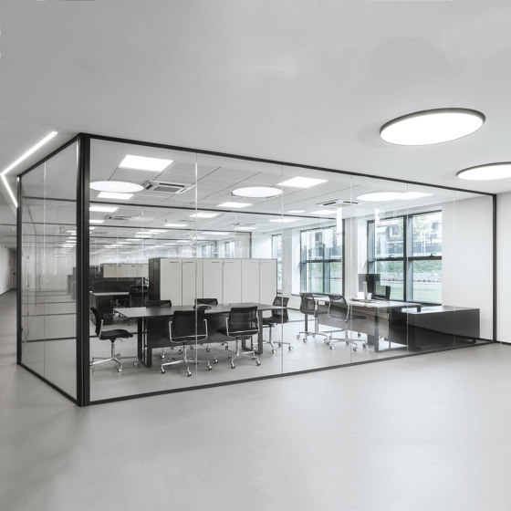 K35 by FREZZA | Wall partition systems