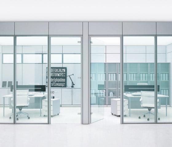 Areaplan Spazio-Modulo de FREZZA | Sistemas arquitectónicos fonoabsorbentes