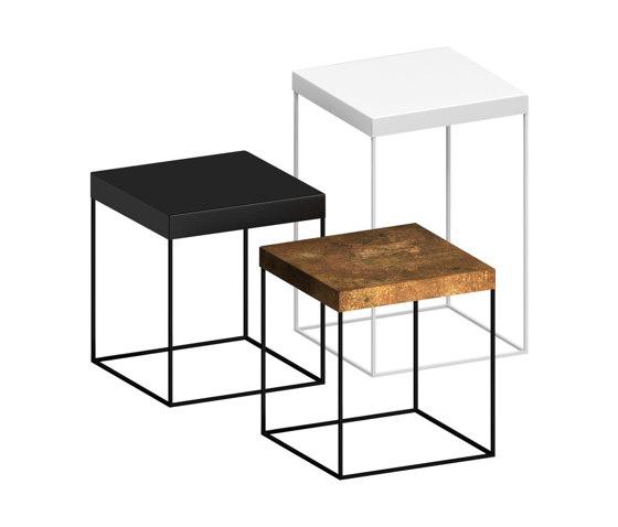 Slim Up Low Tables di ZEUS | Tavolini alti