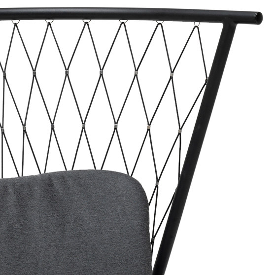 Nef Lounge Chair by emuamericas | Armchairs