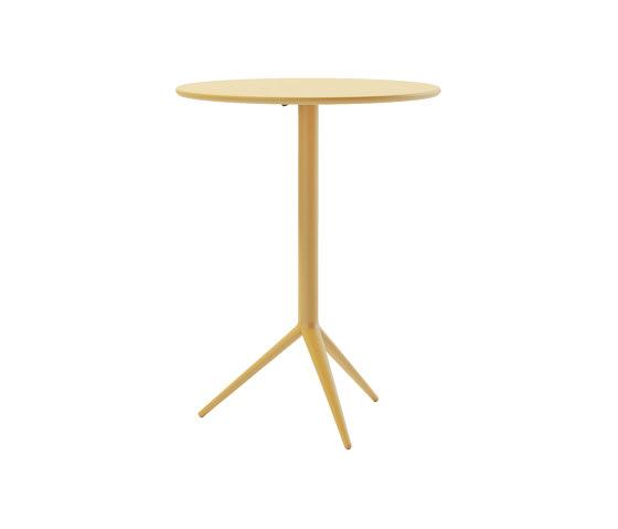 Ciak Tisch von ALMA Design | Bistrotische