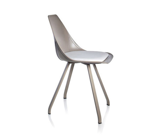 X Spider Soft Chair by ALMA Design   Chairs