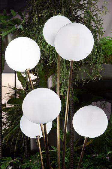 10th Mazzo Di Fiori Floor Light by Exteta | Outdoor free-standing lights