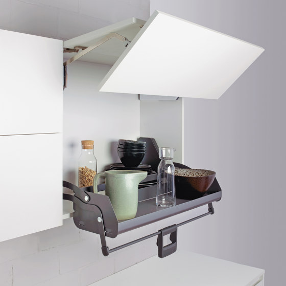 iMove shelf lift by peka-system | Kitchen organization