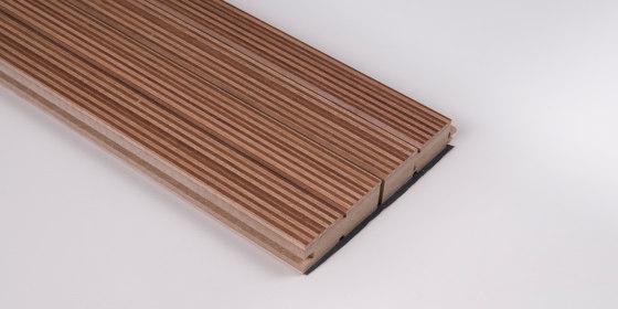 Plexwood Acoustic - Plank by Plexwood | Wood panels