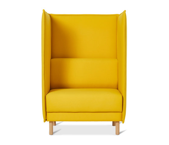 Private Sofa 1 Seater by ICONS OF DENMARK   Armchairs