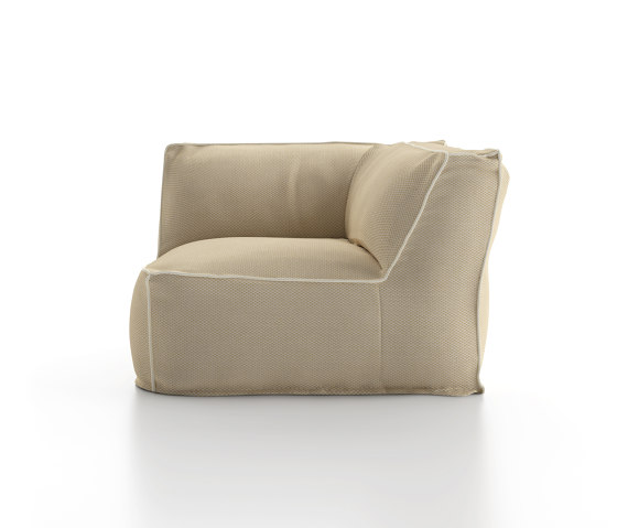 Soft Modular Sofa Corner Module by Atmosphera | Armchairs