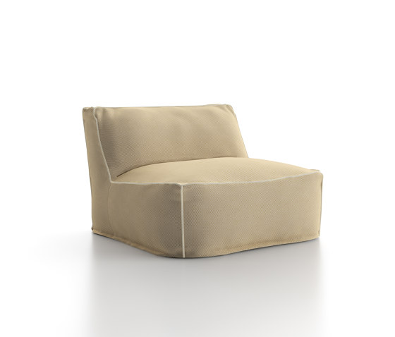 Soft Modular Sofa Central Module by Atmosphera | Armchairs
