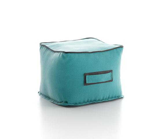 Puf 60 Cuadrado Soft de Atmosphera | Pufs
