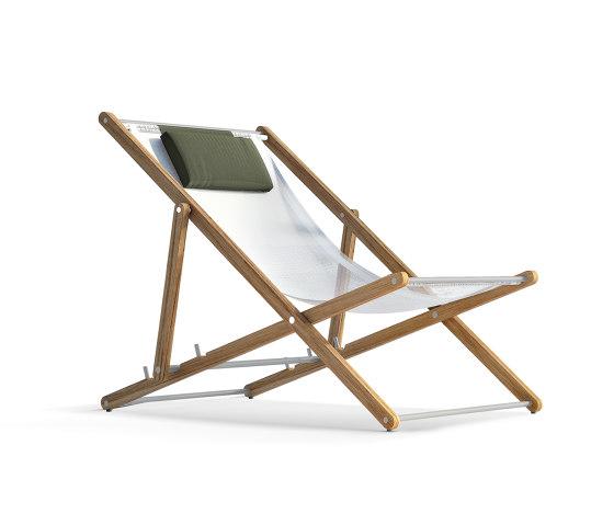 Nirvana Chaise Longue von Atmosphera | Sonnenliegen / Liegestühle