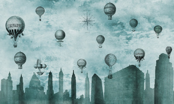 Flying high by WallPepper | Wall coverings / wallpapers