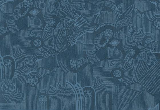 Linee Danzanti de WallPepper   Revestimientos de paredes / papeles pintados