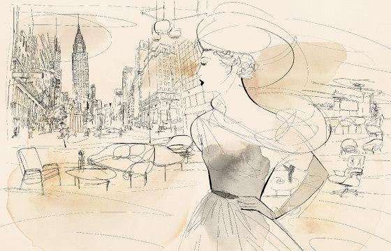 NYC interior and fashion de WallPepper | Revestimientos de paredes / papeles pintados