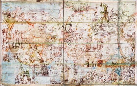 Travelling de WallPepper | Revestimientos de paredes / papeles pintados