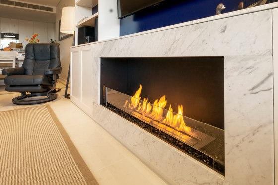Flex 50SS by EcoSmart Fire   Open fireplaces