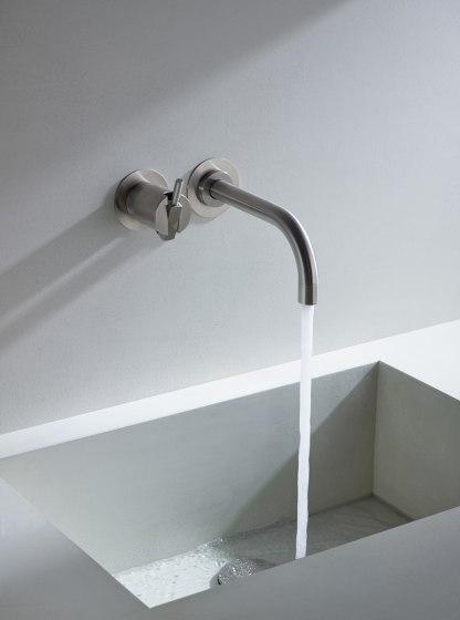 111 - Mezclador monomando de VOLA | Grifería para lavabos