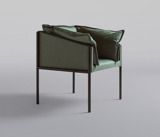 Carmen | Armchair von My home collection | Stühle