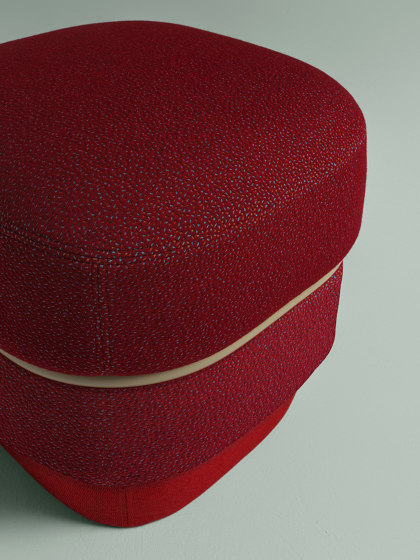 Chemise | Ottoman by My home collection | Poufs