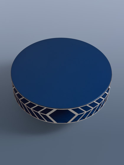 Lok | Coffee Table by My home collection | Coffee tables