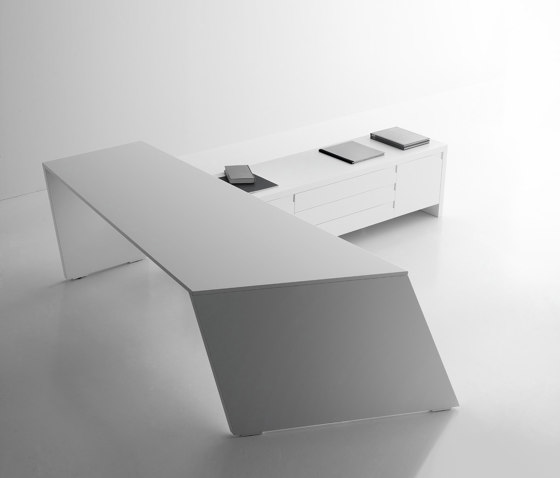 Origami Executive Desk de Guialmi | Escritorios