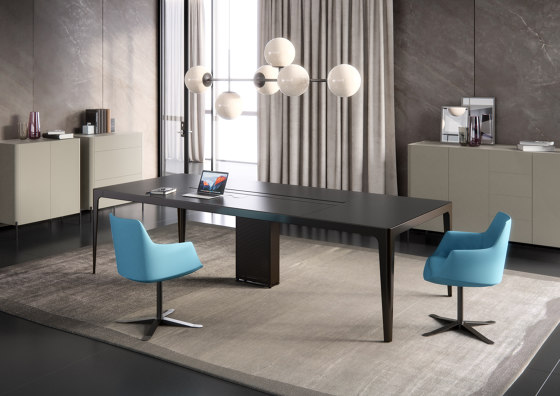 Grand More | Sharing Meeting Table von Estel Group | Objekttische